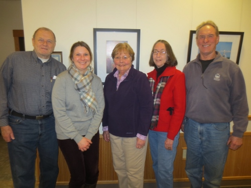 seaside public library board members